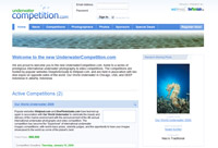 Welcome to The New UnderwaterCompetition.com