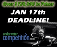 Jan 17th Deadline Is Approaching - Over $120,000 in Prizes
