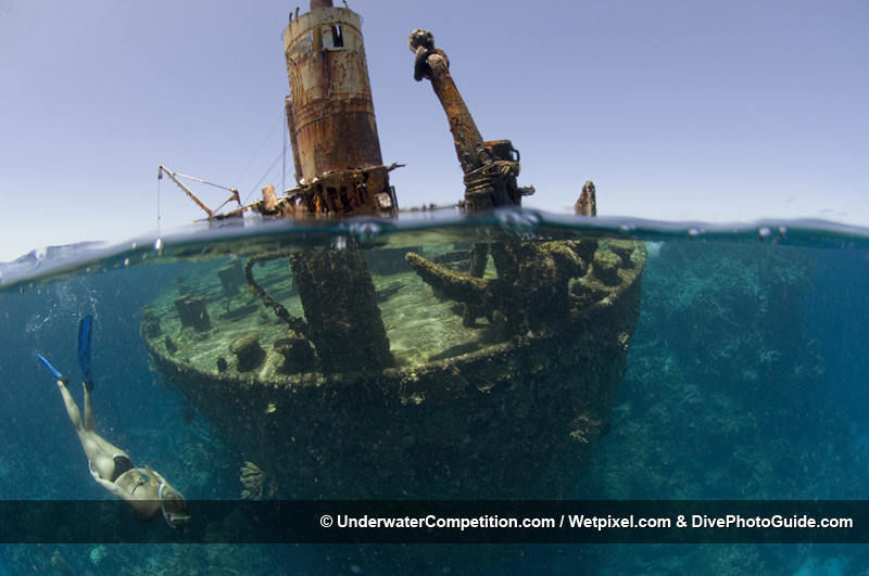 DEEP Indonesia International Underwater Photo Competition 2007 Winning Image by Chris
